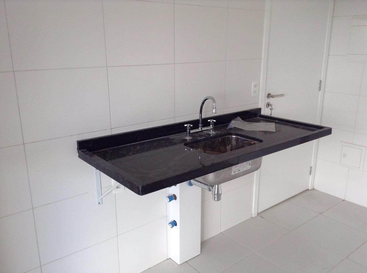Pia De Banheiro Em Granito Cuba Novinha Oportunidade Pia De Granito  #312A33 1200x895 Banheiro Com Granito Marrom Imperial