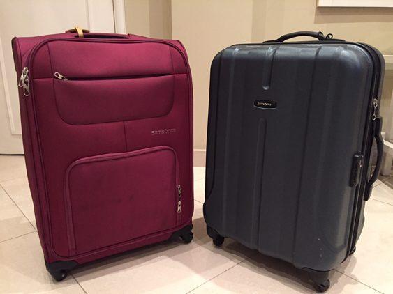 malas de viagem grandes