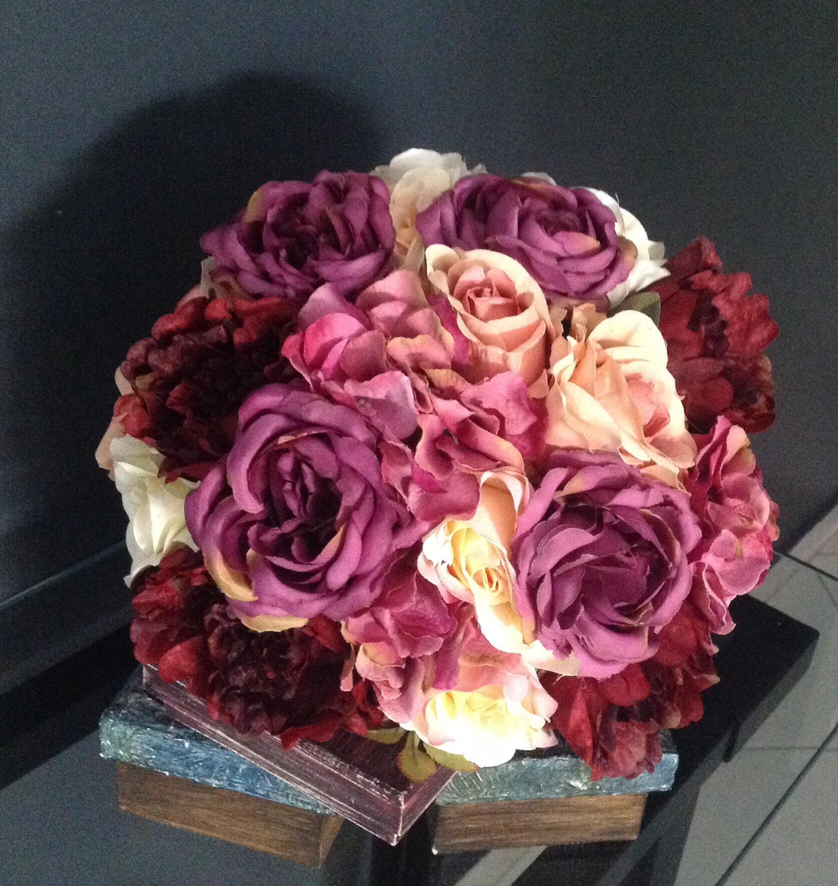 rosas cor de rosa colombianas