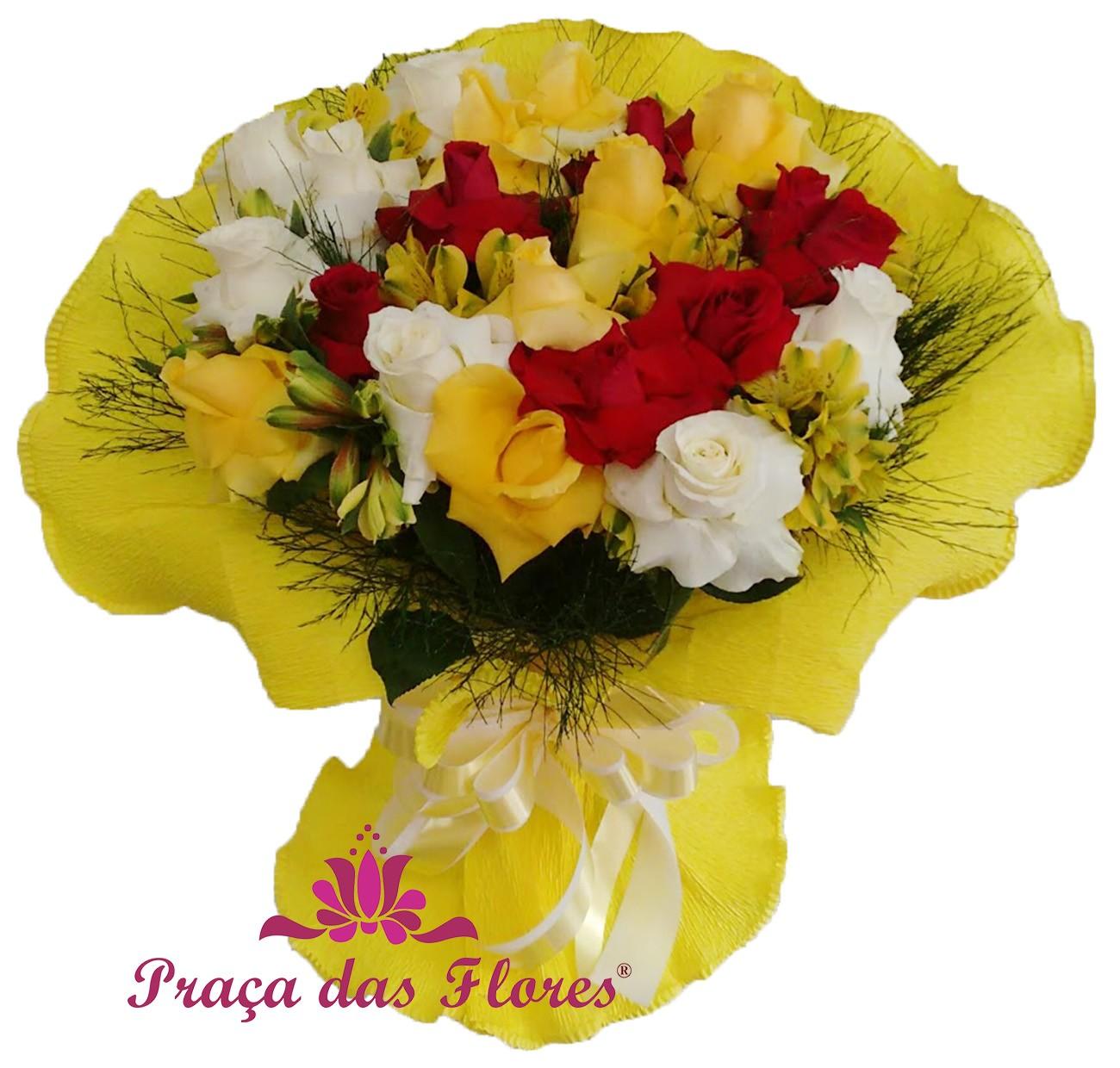 rosas mistas colombianas