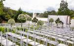 casamento lindo ao ar livre