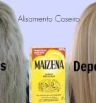 como alisar o cabelo