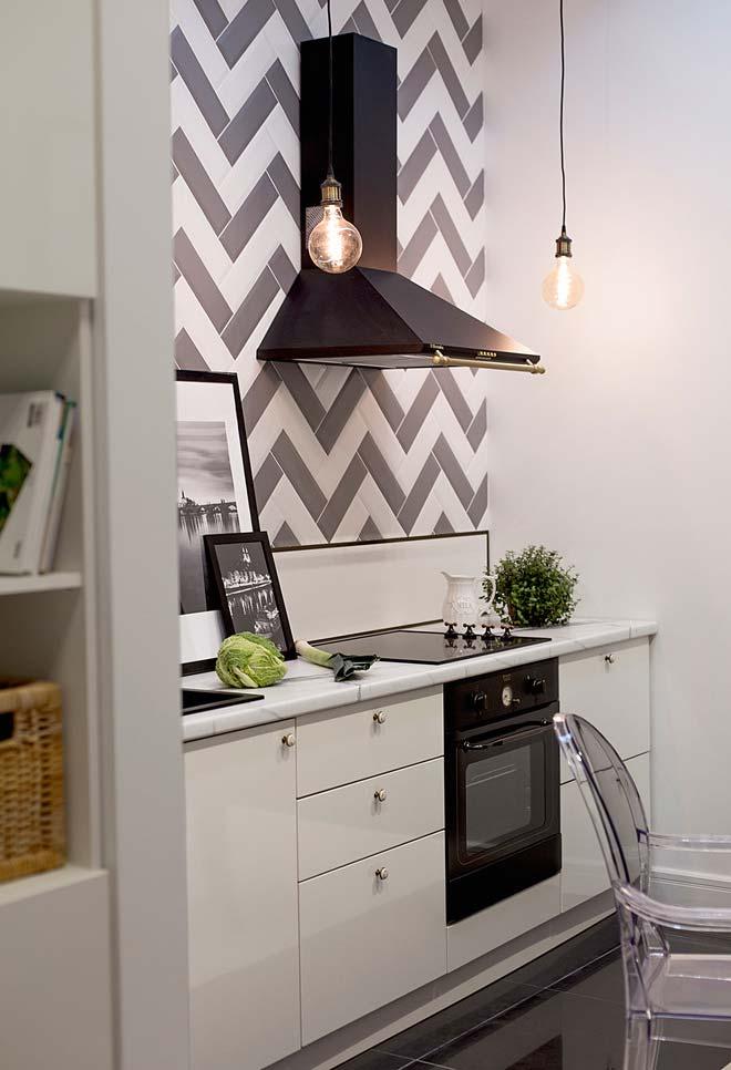 decoracao cozinha pequena