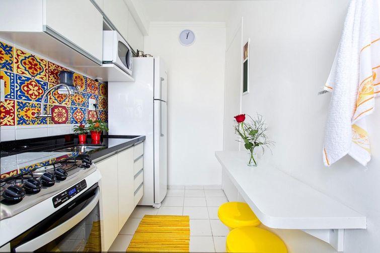 decoracao de cozinha pequena