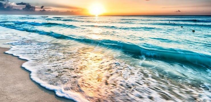 imagem praia bonita