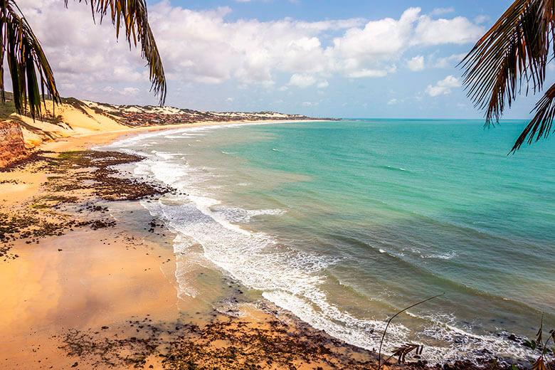 foto de praia