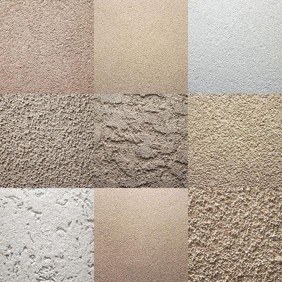 texturas em parede