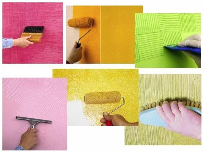 tipos de textura  parede